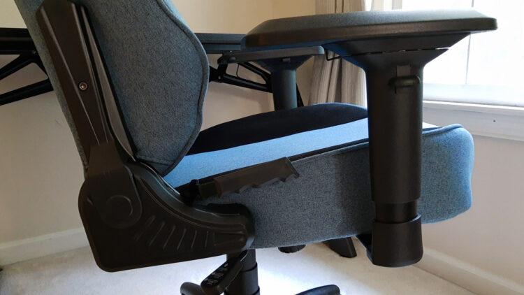Компактное игровое кресло Anda Seat T Обзор Fabric Best Web