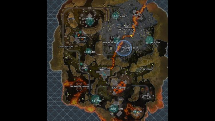Apex Legends Lmg Season10 New Map World's Edge Emergence Changes
