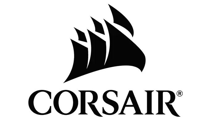 corsair logo DDR5 RAM cooling