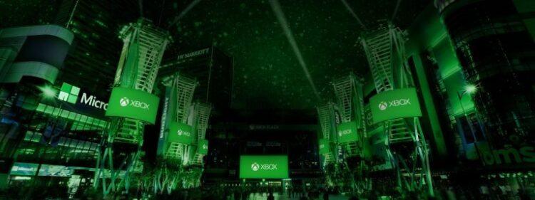 Gamescom 2021 Xbox Stream August lights