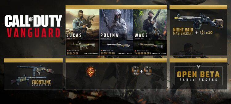 Call Of Duty Vanguard Images Zombies Open Beta