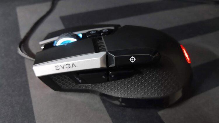 Обзор кнопок игровой мыши Evga X17 Rgb Sniper