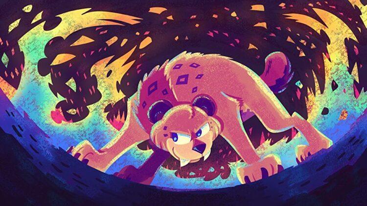 Flame Fatales donations lion