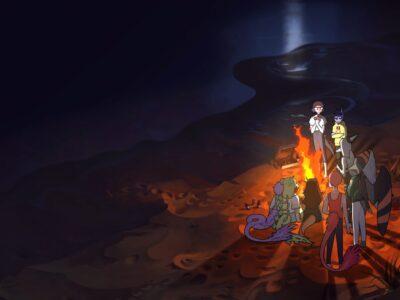 Goodbye Volcano High Delayed 2022 Narrative Reboot Feat