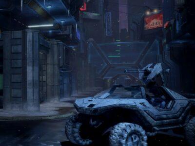 Halo 2 Map Turf Remake Halo 3 Multiplayer Icebox Feat