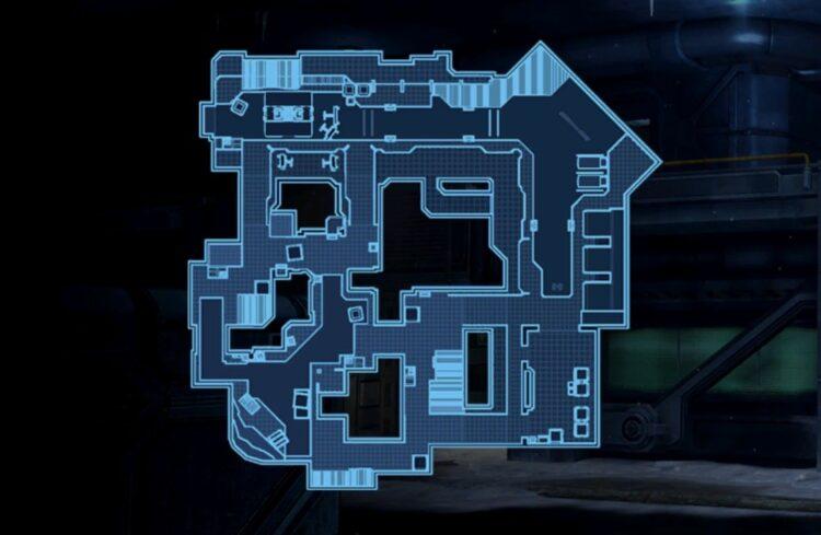 Halo 2 Map Turf Remake Halo 3 Multiplayer Icebox Map