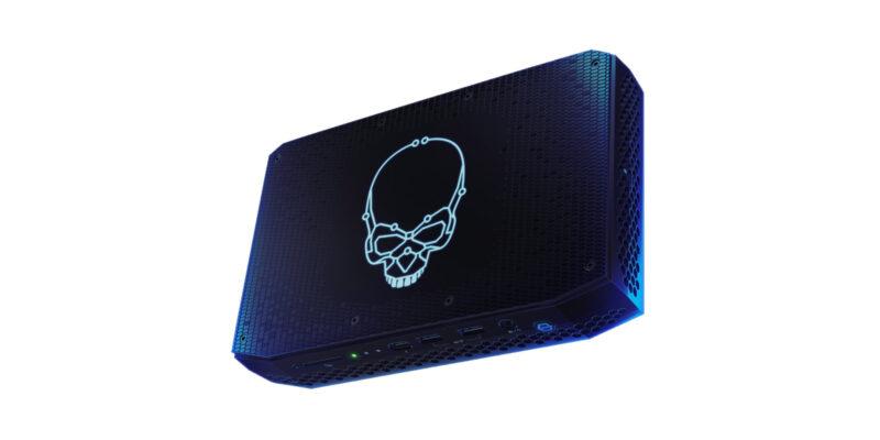 Intel Nuc enthusiast Serpent Canyon Alder Lake Dg2 Leak