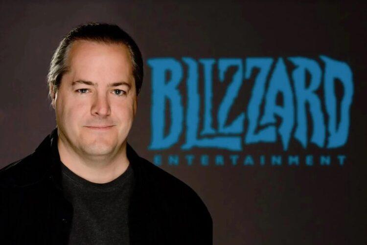 J Allan Brack Stepping Down Leaving Blizzard Lawsuit