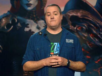 J Allen Brack Leaving Blizzard Lawsuit