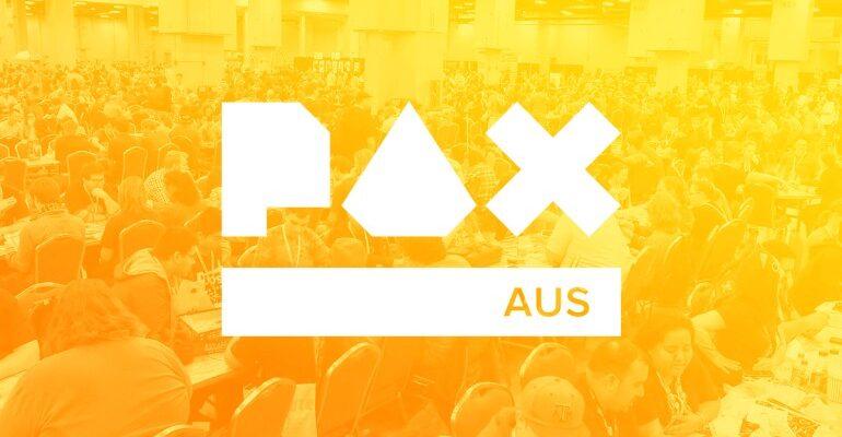 PAX Australia 2021 canceled logo
