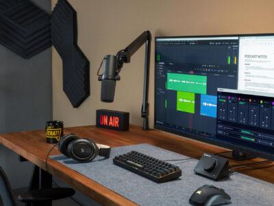 Elgato Wave Mic Arm review desk cam