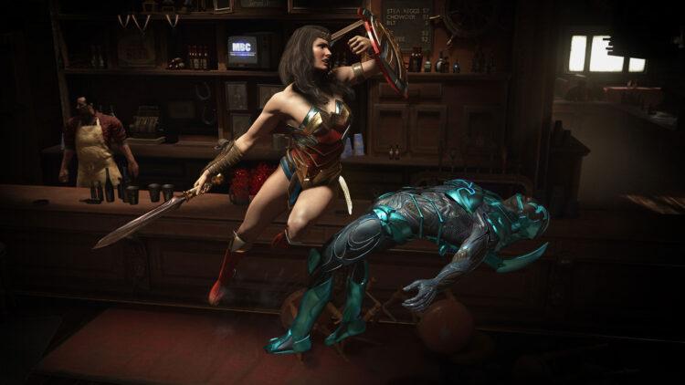 Netherrealm New Mortal Kombat 12 Injustice 3