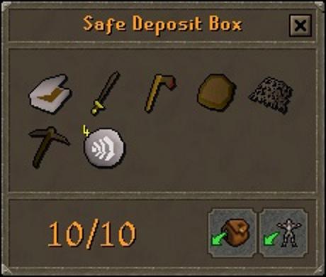 Osrs Deadman Reborn Safe Deposit Box