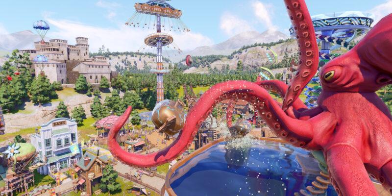Park Beyond revealed octopus