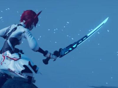 Pso2 New Genesis Braver Feature Primm Katana