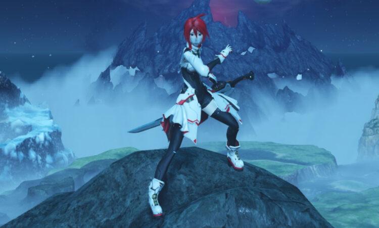 Pso2 New Genesis Braver Katana