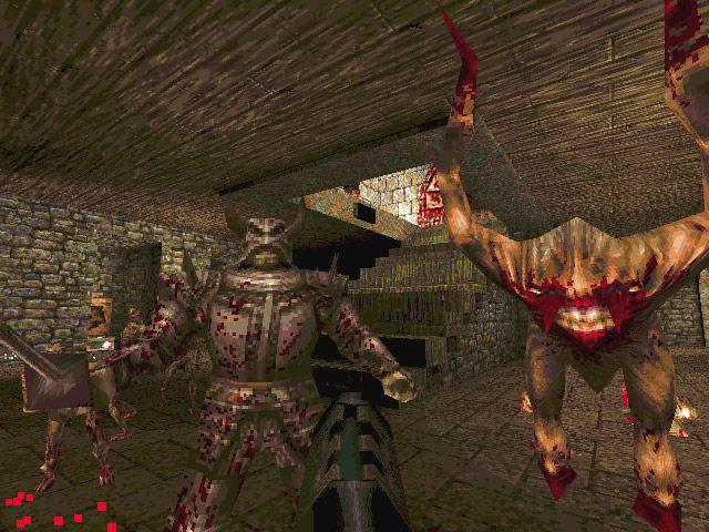 Quake Revitalized Remake Remaster Rating Quakecon 2021