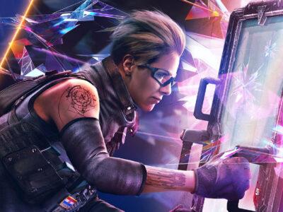 Rainbow Six Siege Crystal Guard Osa Operator