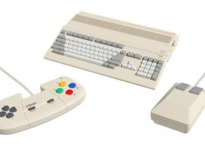 Retro Games Thea500 Mini Amiga 2022 Reveal