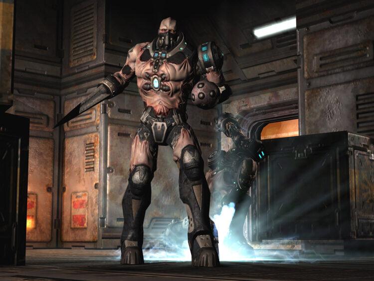 Revitalized New Quake Id Software Quakecon 2021 Machine Games Q4