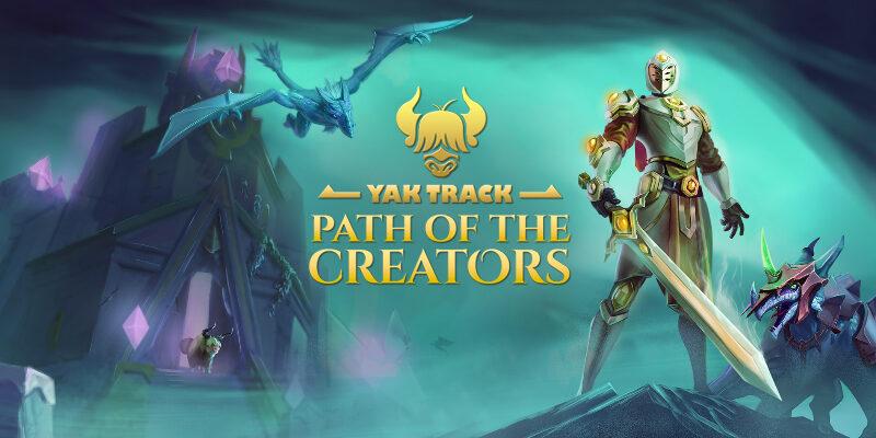 Runescape Path Of The Creators Promo Image Jagex