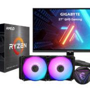 Ryzen 5600x Price Sale Cpu Liquid Cooler Msi Gigabyte Gaming Monitor