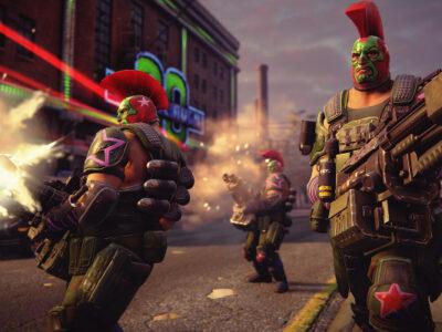 Saints Row 3 Remastered Epic Games Store Free Guns