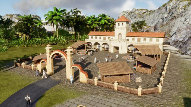 Tropico 6 Festival Celebration Party