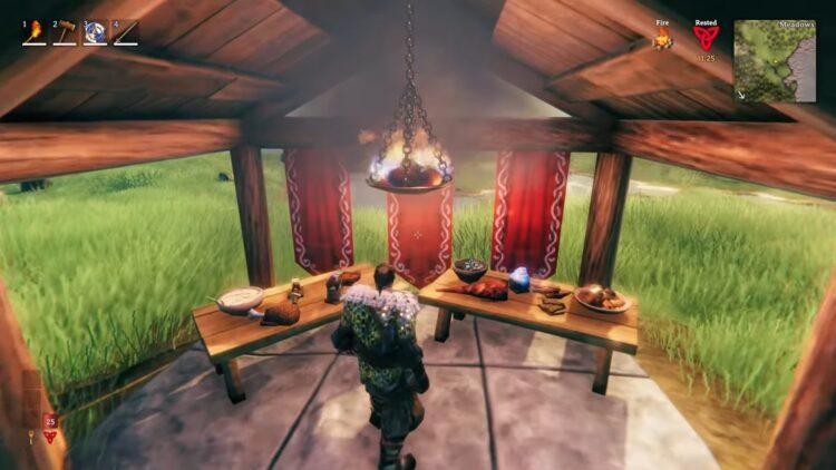 Valheim Hearth & Home patch jack-o-turnip Halloween stamina fixes melee weapons