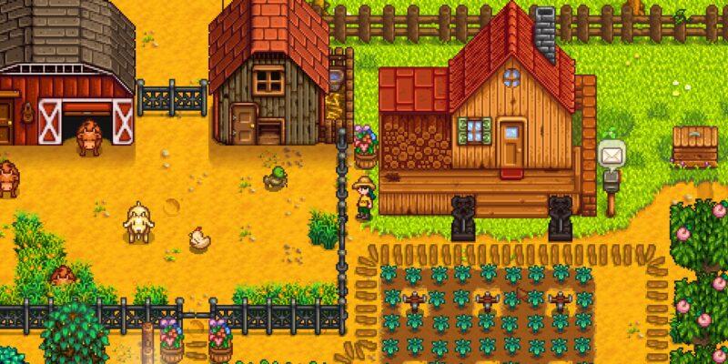 Stardew Valley Xbox Game Pass farm