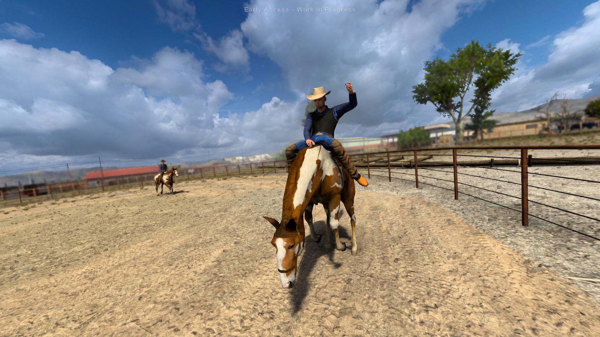 ATS Wyoming Cowboy