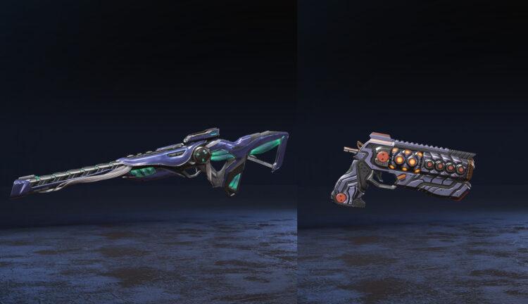Apex Legends Evolution Event Cosmetic Items