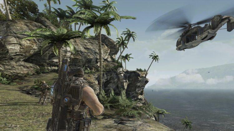 Gears of War 3 pc anniversary 1