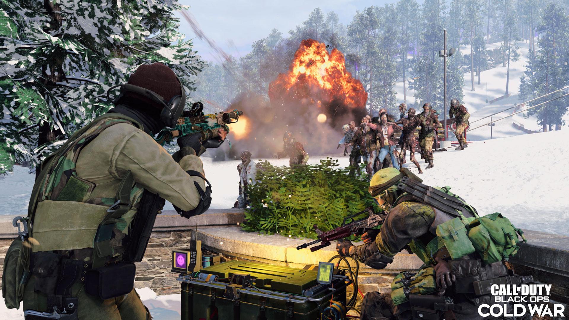 Black Ops Cold War Zombies Camo Progress Bug