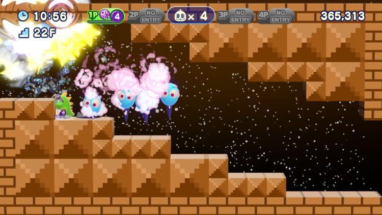 Bubble Bobble 4 Друзья Обзор 4
