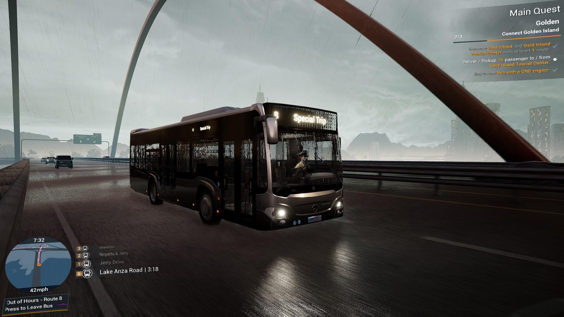 Bus Simulator 21MB Citaro Rin