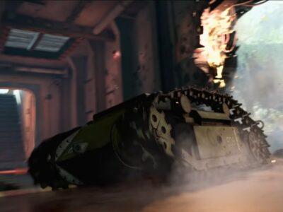 Call Of Duty Vanguard Multiplayer Reveal Trailer Gameplay Tank