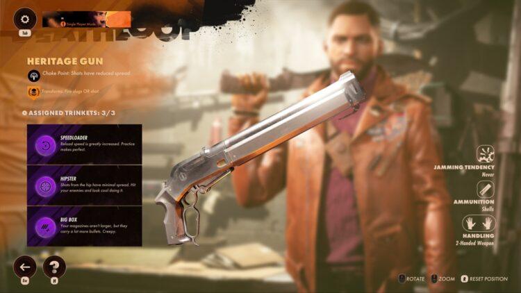 Deathloop Heritage Gun Guide How To Get Heritage Gun Super Shifty Reward Scheme Gift Box Locations 4b
