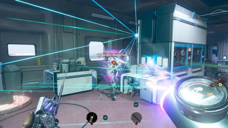 Deathloop Как убить Wenjie Wenjie Clones Ubiquity Quest 2