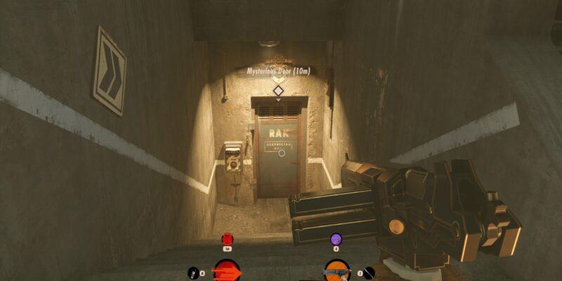 Deathloop How To Open Mysterious Door Updaam Hzn
