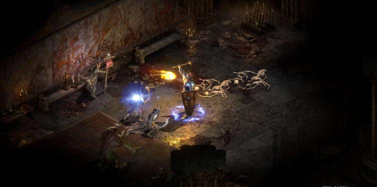 Best Paladin build for Diablo II: Resurrected