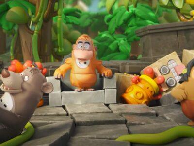 Fall Guys Jungle Book