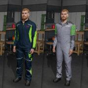 Farming Simulator 22 Clothing Options