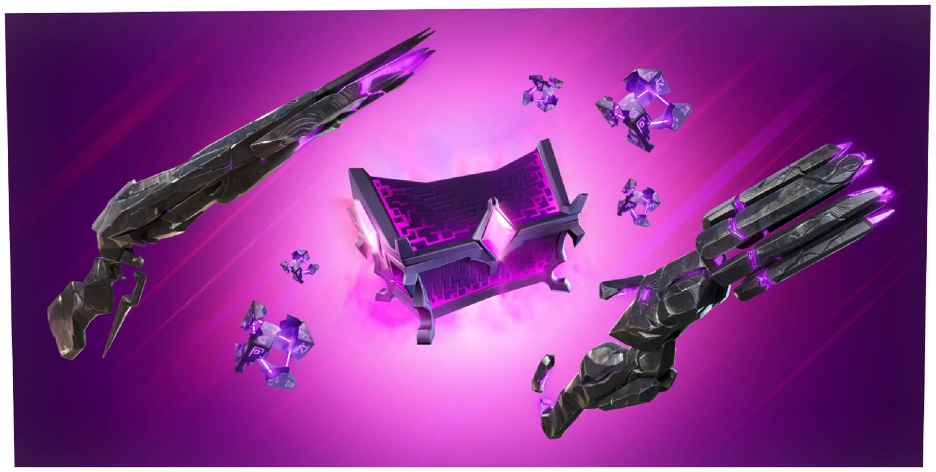 Fortnite Season 8 New Weapons