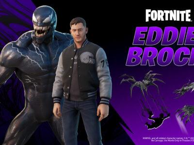 Fortnite Venom And Eddie Brock Skins