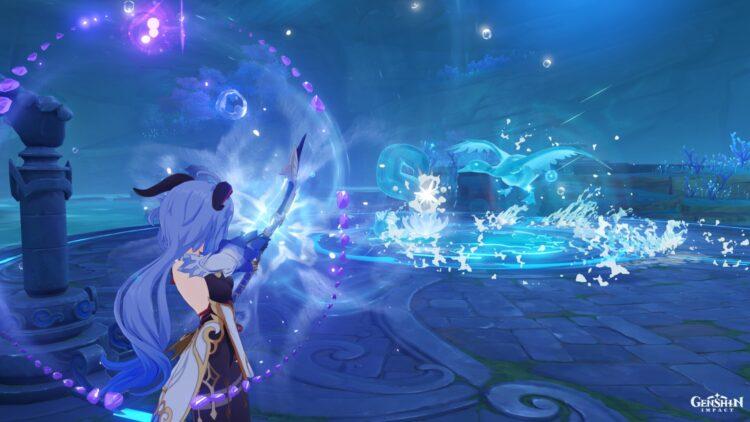 Genshin Impact Heart Of Watatsumi Puzzle Guide Moon Bathed Deep Heart Of The Deep 2