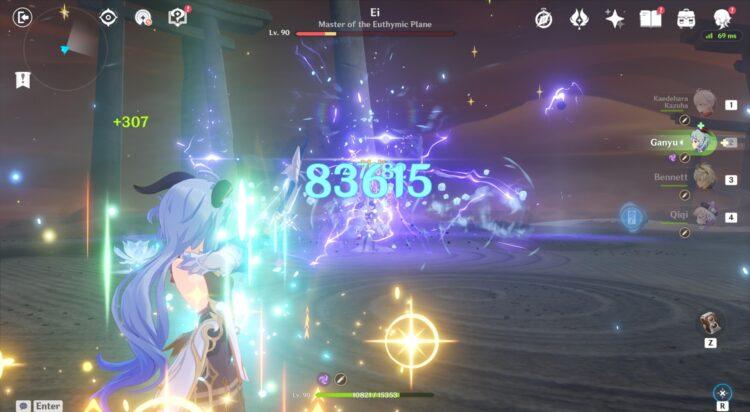 Genshin Impact Raiden Shogun Boss Guide Как победить Raiden Shogun Inazuma Archon Quest Act 3 Концовка Yae Miko Sumeru 2b