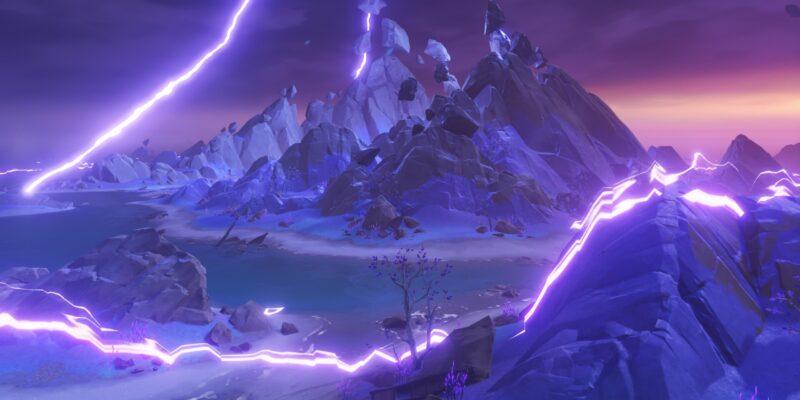 Genshin Impact Seirai Stormchasers Guide How To Stop Lightning Stop Storm Seirai Island