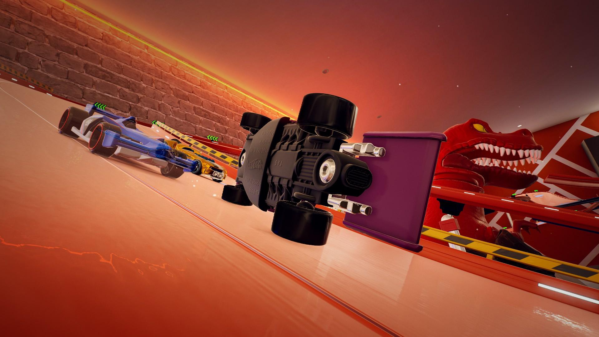 Hot Wheels Pc Overturn