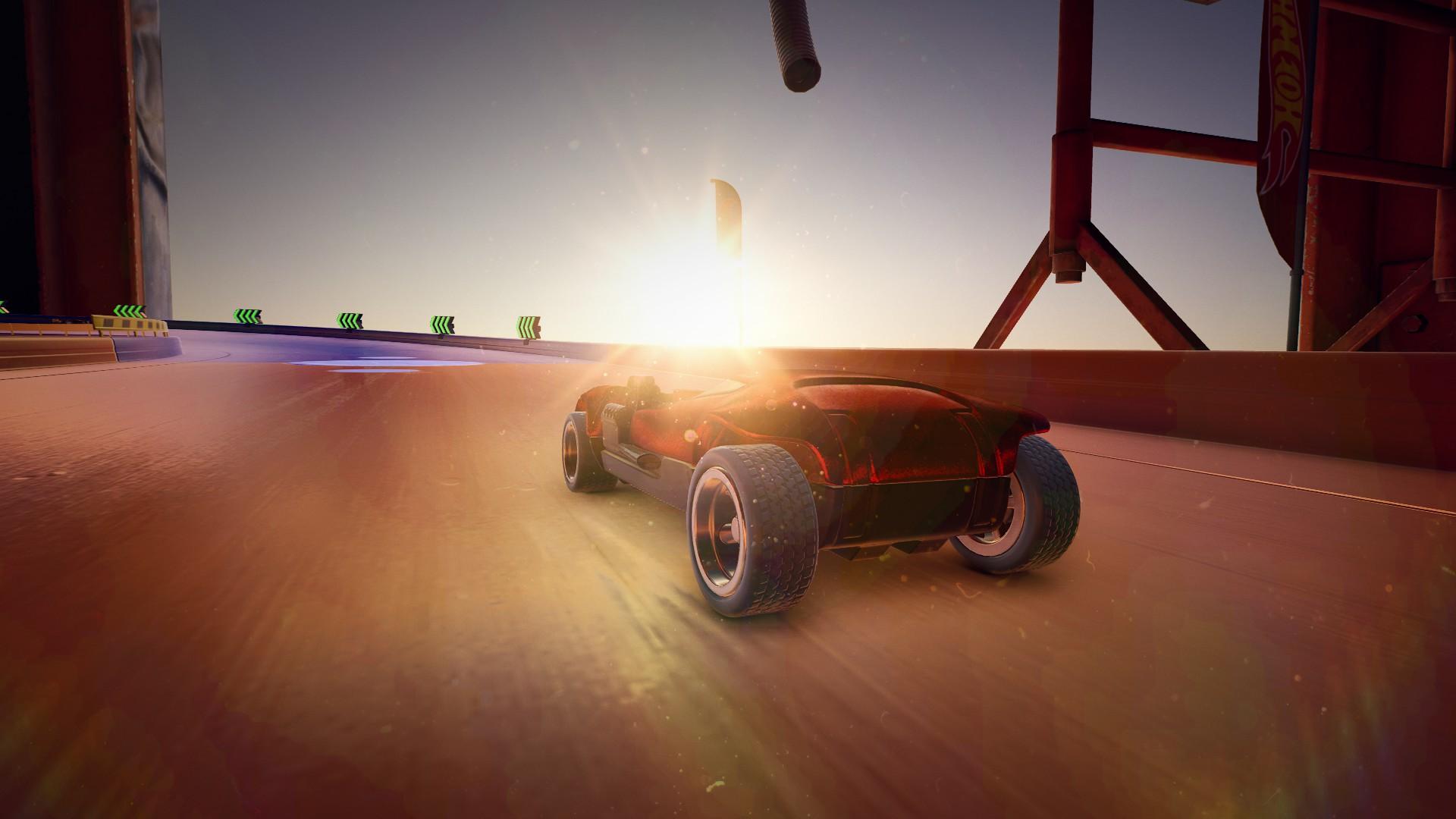Hot Wheels Pc Sunburst 2